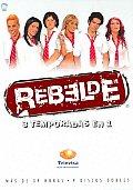 Rebelde Box Set La Serie Completa