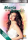 Maria La Del Barrio (Full Screen) Cover