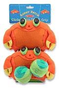 Clicker Crab Toss & Grip: Clicker Crab Toss & Grip