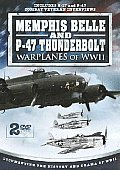 Memphis Belle and P 47 Thunderbolt Wa