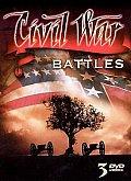 Civil War Battlefields - 3 DVD