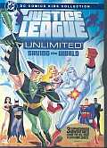 Justice League Unlimited:Saving The
