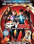 Spy Kids:all the Time in the World (Blu-ray)