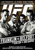 Ufc 103:franklin VS Belfort