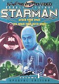 Starman:Attack From Space/Evil Brain