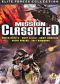 Mission:classified (Elite Forces Coll