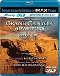 Grand Canyon Adventure:river 3D Imax (Blu-ray)