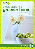 Simples Steps To a Greener Home