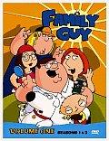 Family Guy:Volume 1 (Seasons 1 & 2)