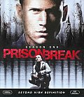 Prison Break:season 1 (Blu-ray)