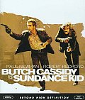 Butch Cassidy & the Sundance Kid (Blu-ray)