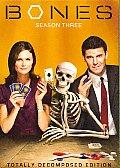 Bones:season 3