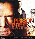 Prison Break:season 3 (Blu-ray)