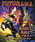 Futurama:bender's Game (Blu-ray)