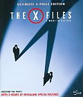 X Files:I Want To Believe (Blu-ray)