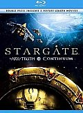 Stargate:ark of Truth/stargate:contin (Blu-ray)