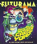 Futurama:into the Wild Green Yonder (Blu-ray)