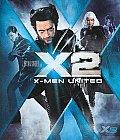 X2:X Men United 2 (Blu-ray)