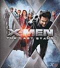 X3:last Stand (Blu-ray)