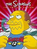 Simpsons:season 12