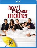 How I Met Your Mother Season 4 (Blu-ray)
