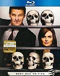 Bones:season 4 (Blu-ray)
