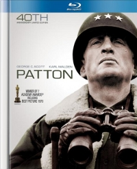 Patton: Limited Edition (Blu-ray + Book) (Widescreen)