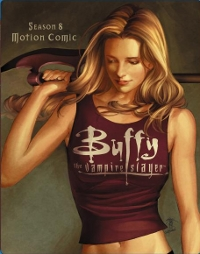 Buffy the Vampire Slayer: Season 8 Motion Comic (Blu-ray)