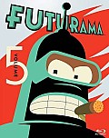 Futurama:volume 5 (Blu-ray)