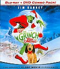 Dr. Seuss How the Grinch Stole Christ (Blu-ray)