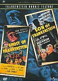 Son of Frankenstein/ghost of Frankens