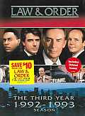 Law & Order:Third Year Year