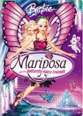 Barbie: Mariposa and Her Butterfly Fairy Friends (Widescreen)