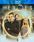 Heroes:season 3 (Blu-ray)