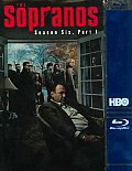 Sopranos:season 6 Part 1 (Blu-ray)