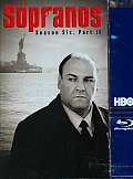 Sopranos:season 6 Part 2 (Blu-ray)