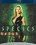 Species (Blu-ray) (Widescreen) Cover