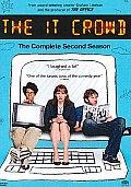 It Crowd:complete Second Season