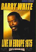 Barry White:live in Europe