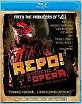 Repo the Genetic Opera (Blu-ray)