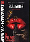 Slaughter (Widescreen)