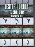 Lester Horton Technique:Warm Up Cover