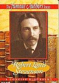 Famous Authors:robert Louis Stevenson