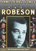 Paul Robeson:James Earl Jones One Man