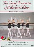 Visual Dictionary Ballet for Children