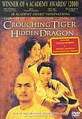 Crouching Tiger Hidden Dragon Cover