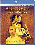 Crouching Tiger Hidden Dragon (Blu-ray) (Widescreen) Cover