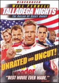Talladega Nights: The Ballad of Ricky Bobby: Unrated (Widescreen)