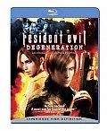 Resident Evil:degeneration (Blu-ray)