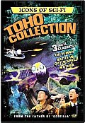 Icons of Science Fiction:toho Collect